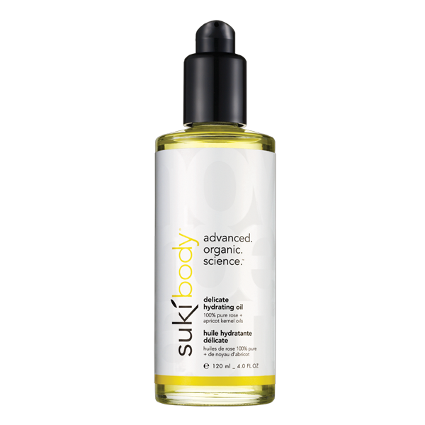 Image of   Suki delicate hydrating body oil