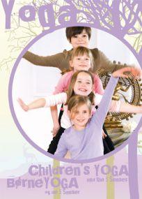 Børneyoga Yoga dvd