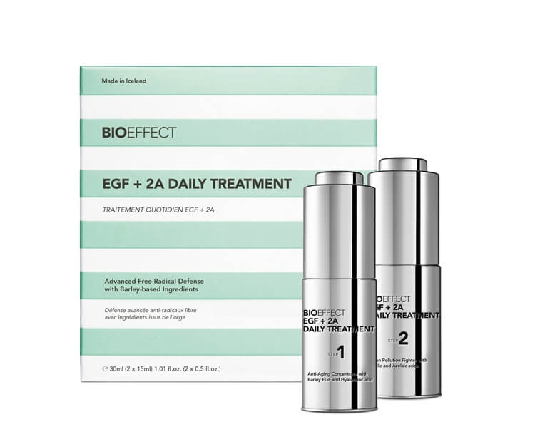 Bioeffect EGF + 2A Treatment