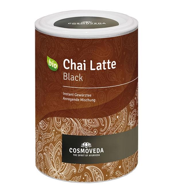 Image of   Cosmoveda Chai Instant Latté Black Classic