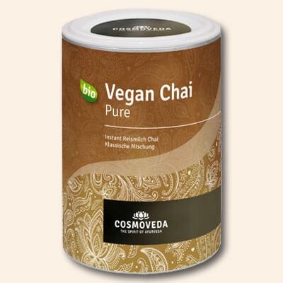 Image of   Cosmoveda Instant Chai Latte Pure Bio, 200 g