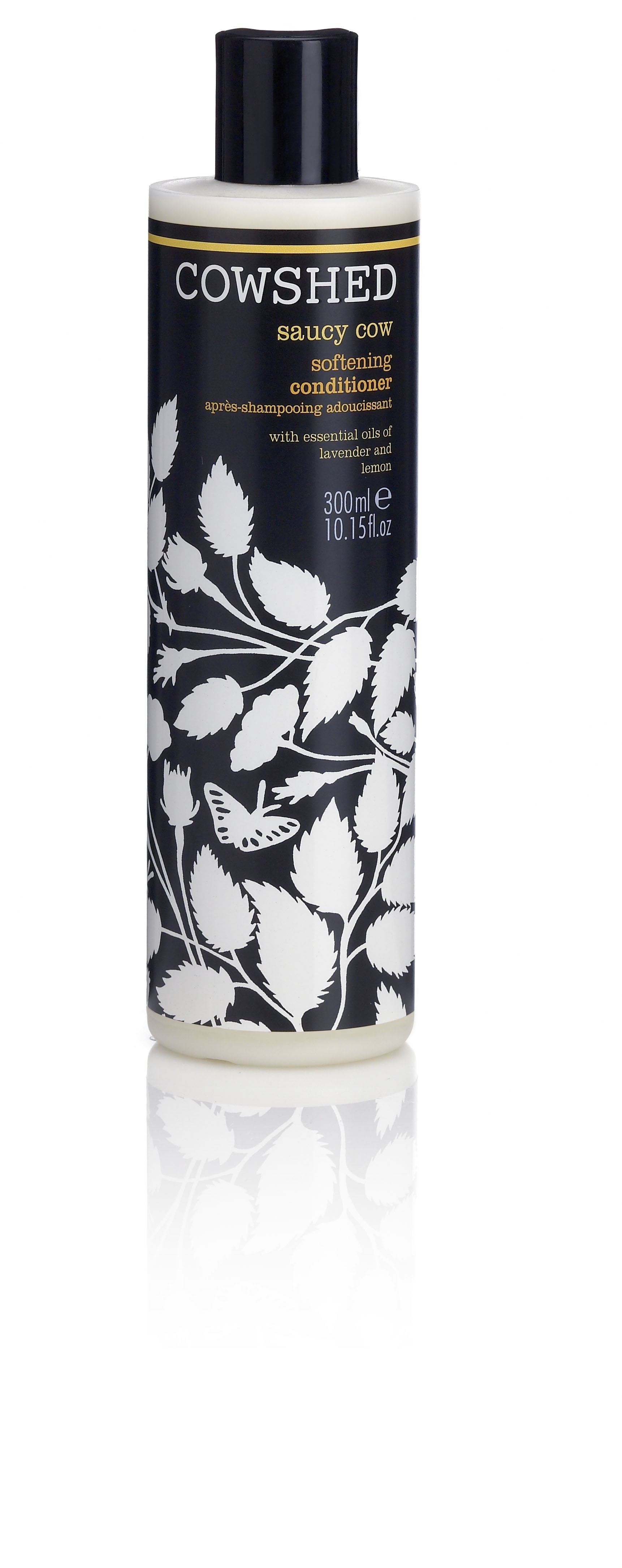 Image of Cowshed Saucy Cow Softening Conditioner 300 ml.