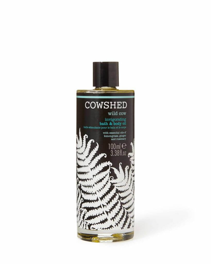 Image of   Cowshed Wild Cow Bath & Body Oil (100ml)