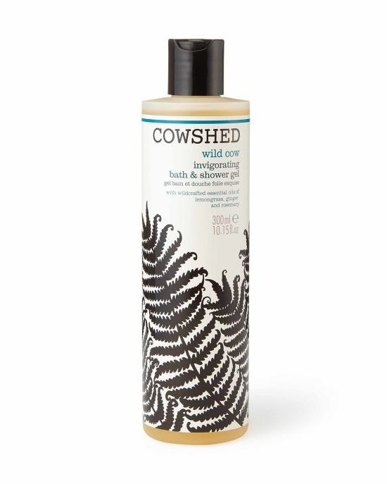 Wild Cow Invigorating Bath & Shower Gel (300ml)