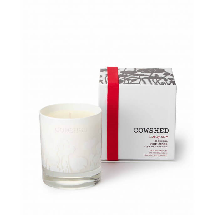Image of   Cowshed Horny Cow Seductive Room Candle