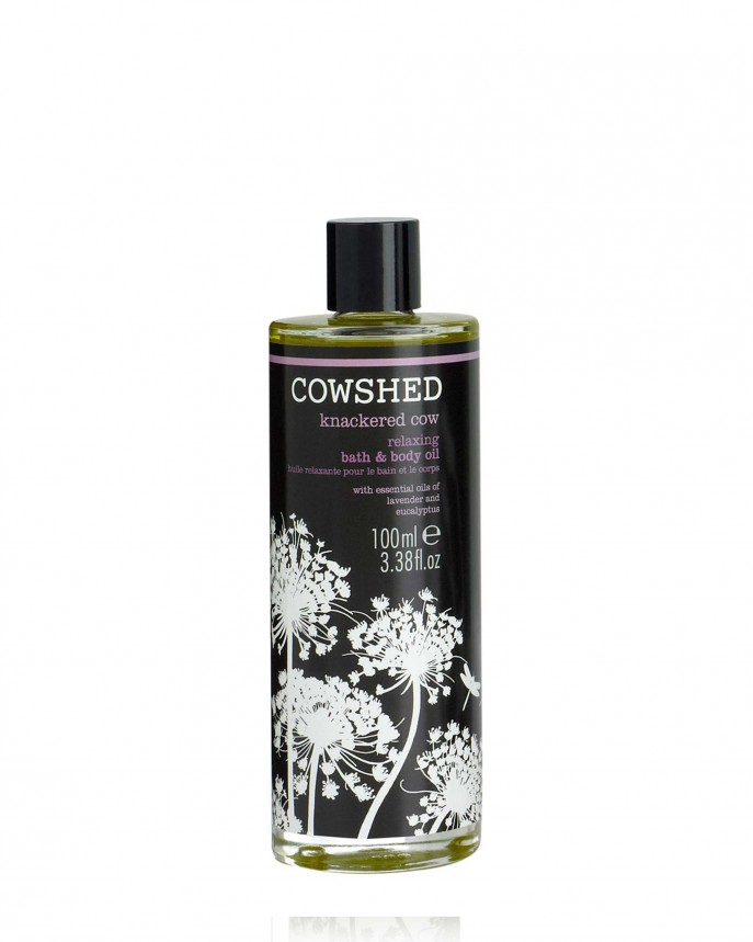Image of   Cowshed Knackered Bath & Body Oil