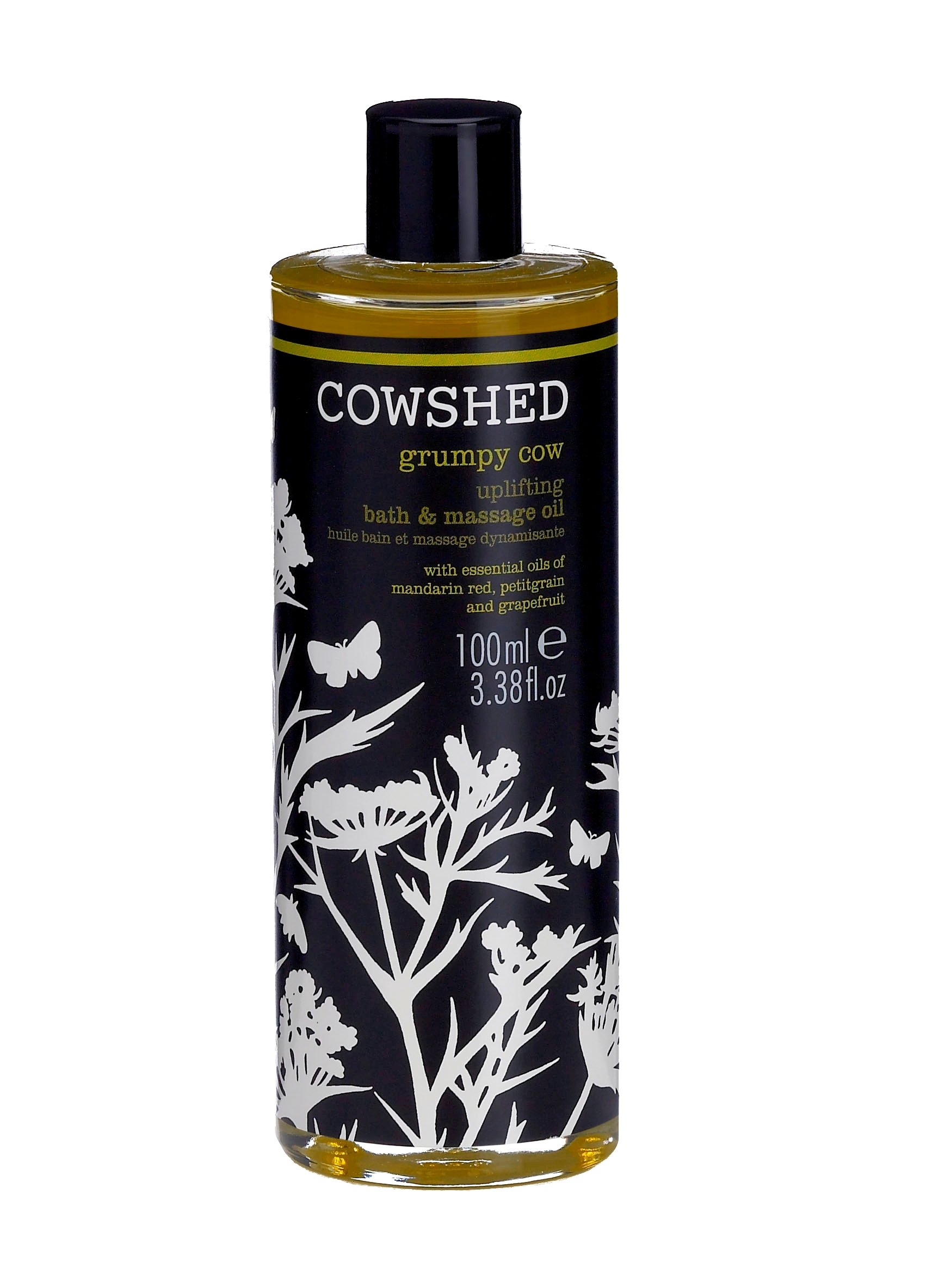 Image of   Cowshed Grumpy Cow Uplifting Bath & Massage Oil 100 ml.