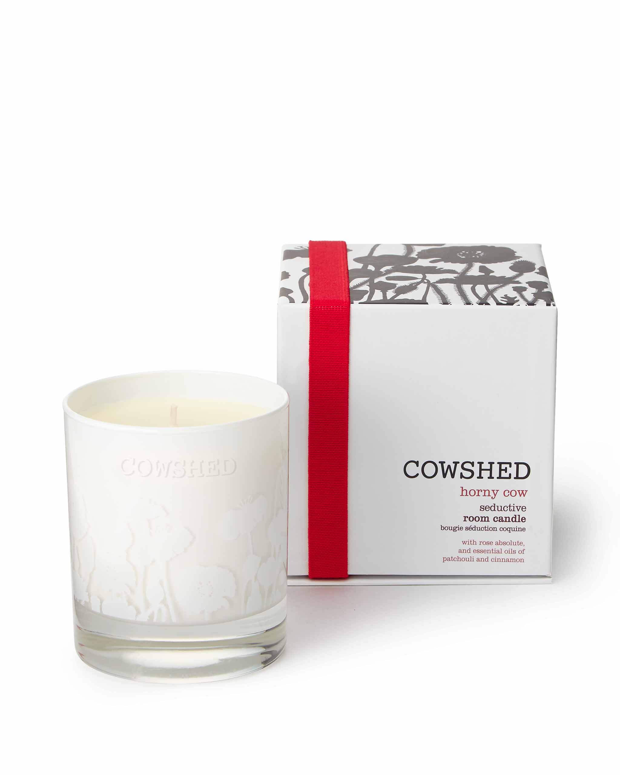 Image of   Cowshed Horny Cow Seductive Candle
