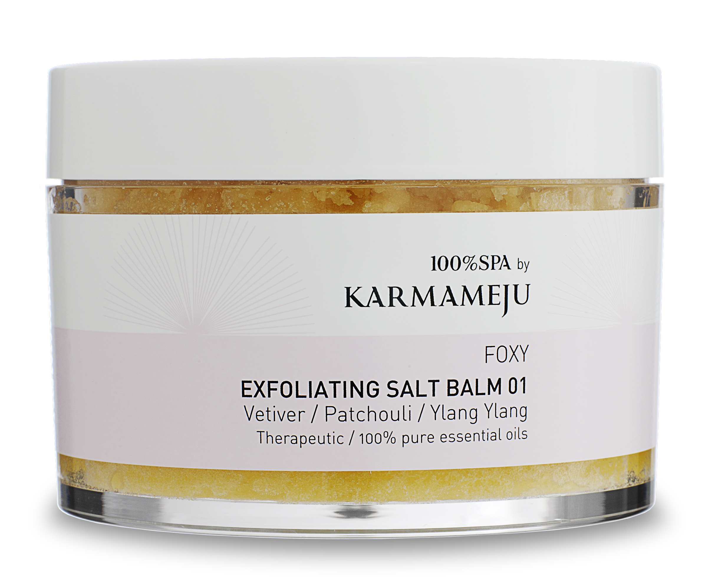 Image of Karmameju FOXY Salt Body Scrub 350 ml