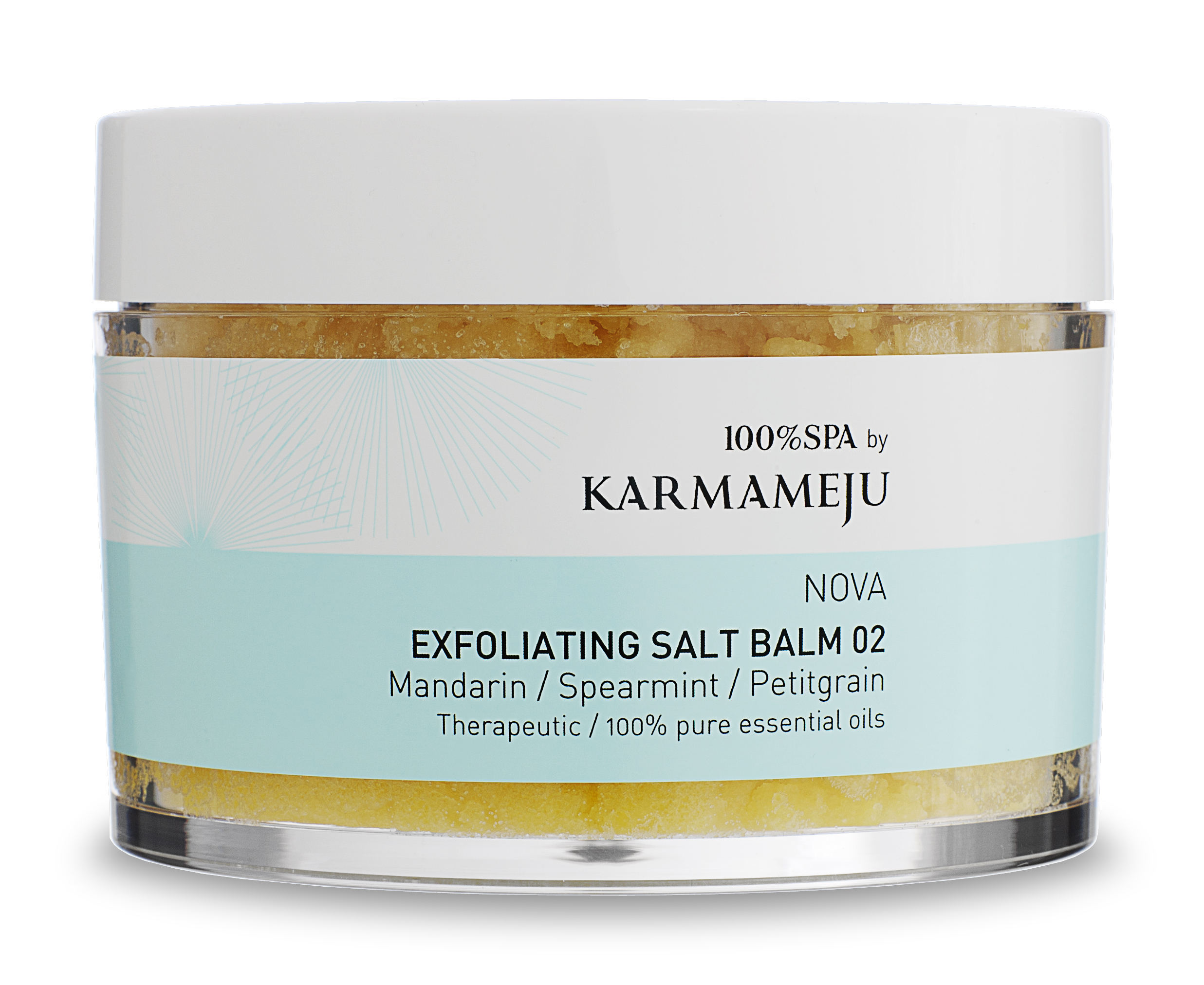 Image of   Karmameju NOVA Salt Body Scrub 350 ml
