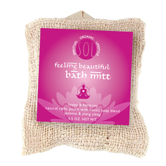 Image of   FeeLING Beautiful Bath Mitt 140 g