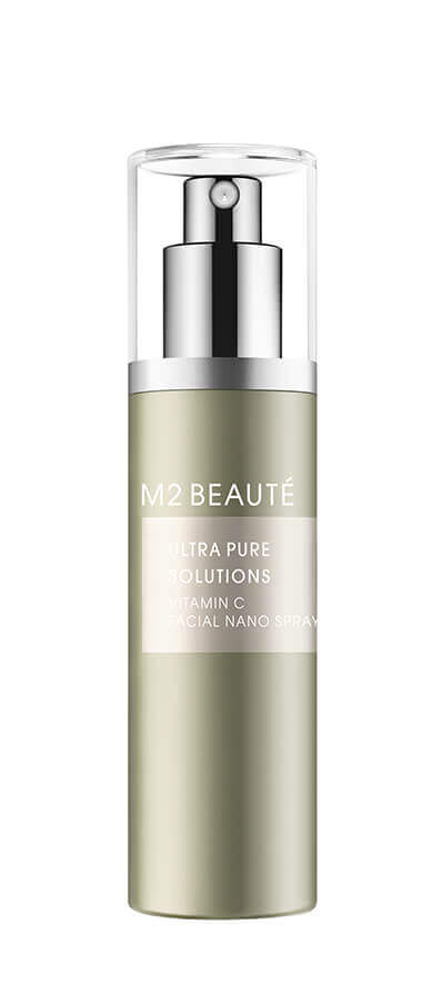 M2 Beaute Ultra Pure Solutions Vitamin C Facial Nano Spray 75ml
