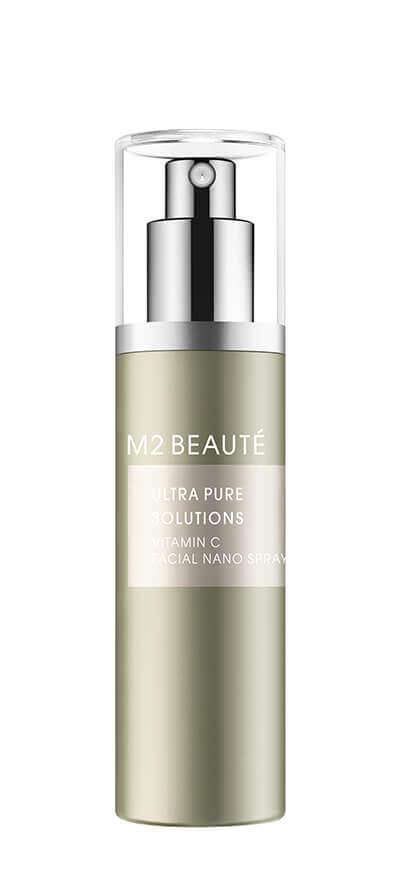 M2 Beaute Ultra Pure Solutions Vitamin C Facial Nano Spray 75ml