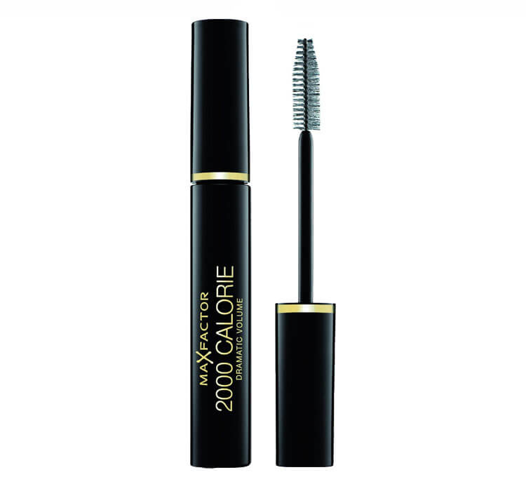 Image of   Max Factor Mascara 2000 Calorie 01 Black