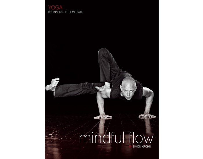 Mindful Flow - yoga dvd med Simon Krohn