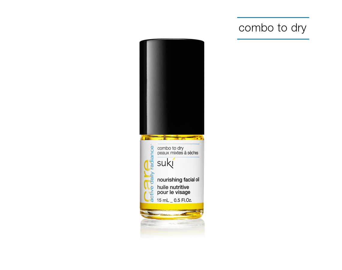 Suki  Nourishing Facial Oil 15 ml
