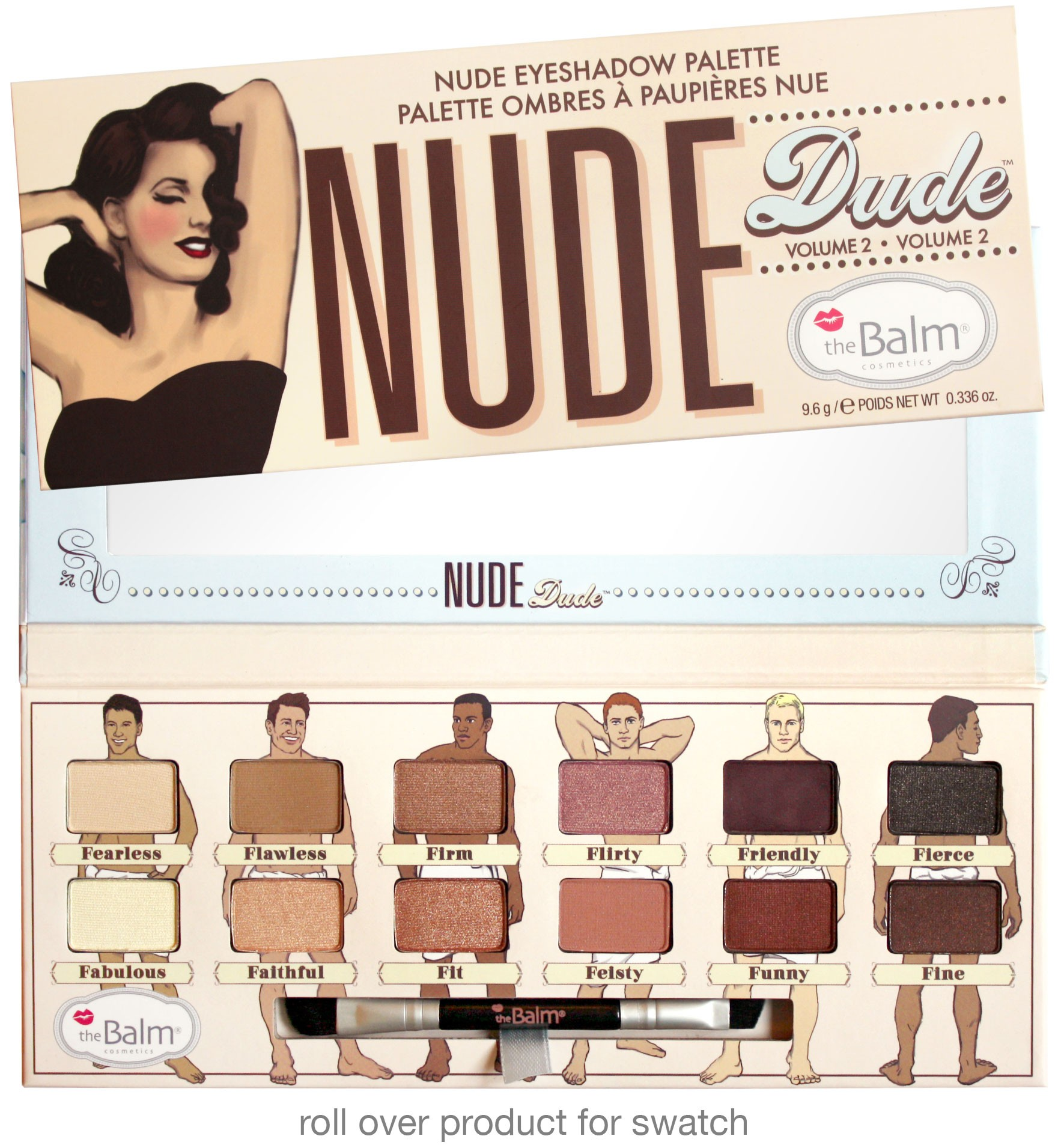 Image of   The Balm NUDE Dude nude