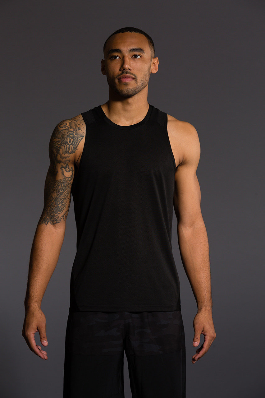 Onzie Muscle Tank Black