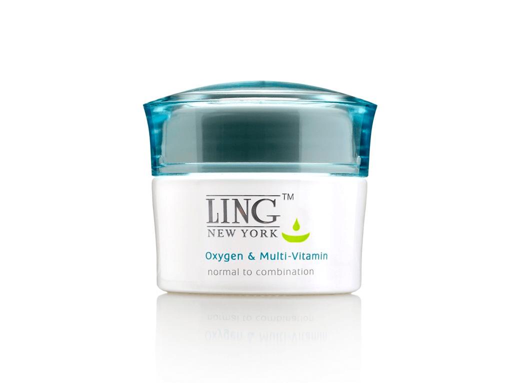 Image of   LING Skin Care Oxygen & multi-vitamin (tør og dehydreret hud)