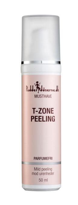 Image of   Pudderdåserne T-Zone Peeling 50 ml