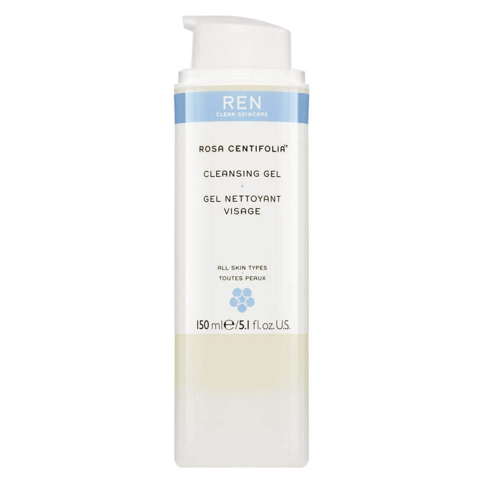 Image of   REN Rosa Centifolia Cleansing Gel - 100 ml