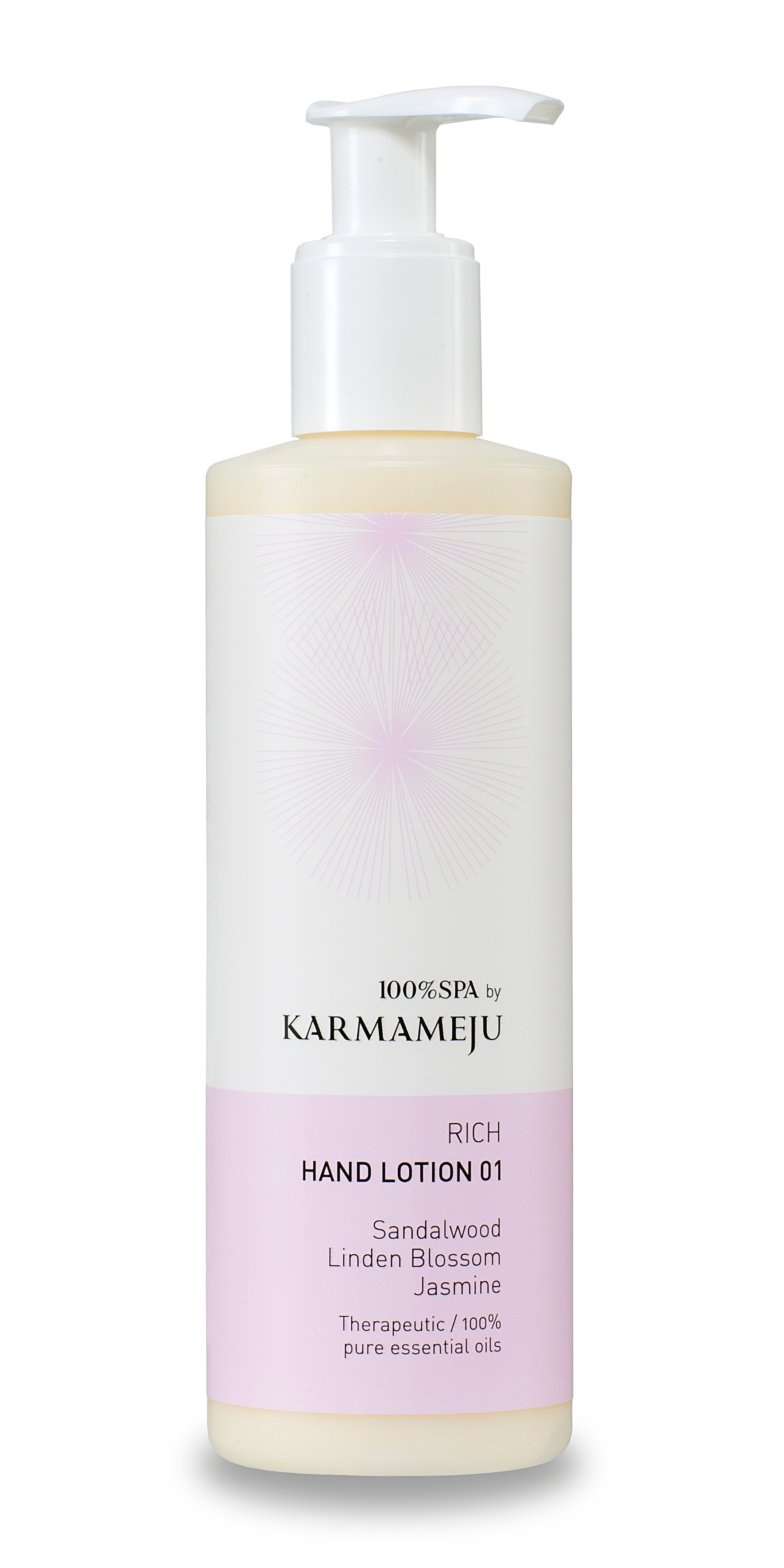 Image of   Karmameju RICH Hand lotion - 250ml