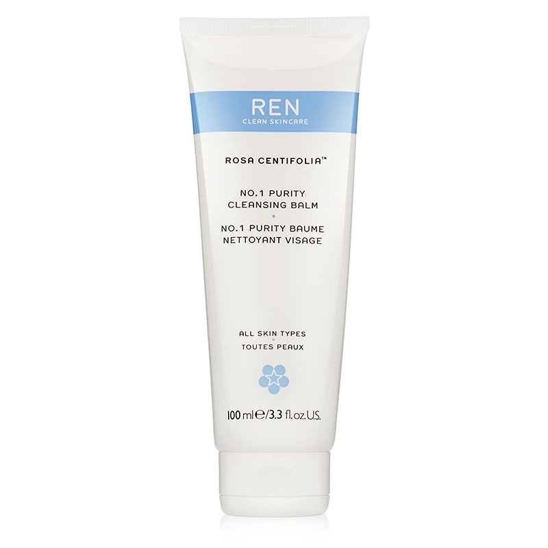 Image of   REN Rosa Centifolia No.1 Purity Cleansing Balm