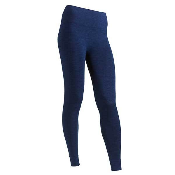 Run & Relax: Bandha Tights Midnight Blue Melange