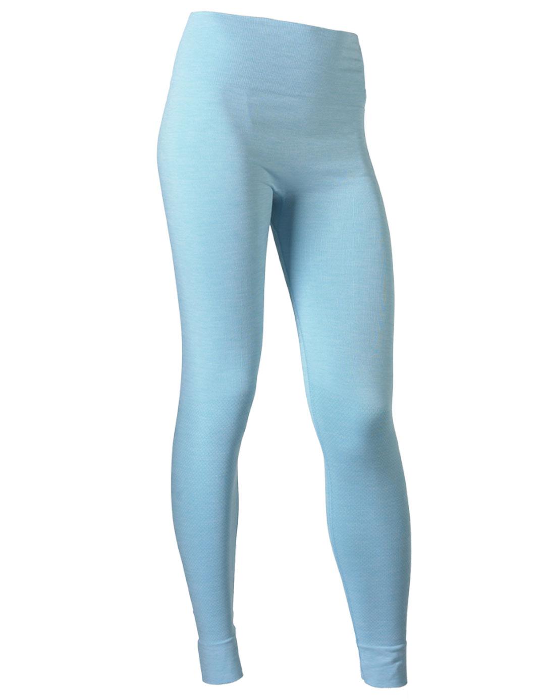 Bandha Yogabukser - Turquoise / White