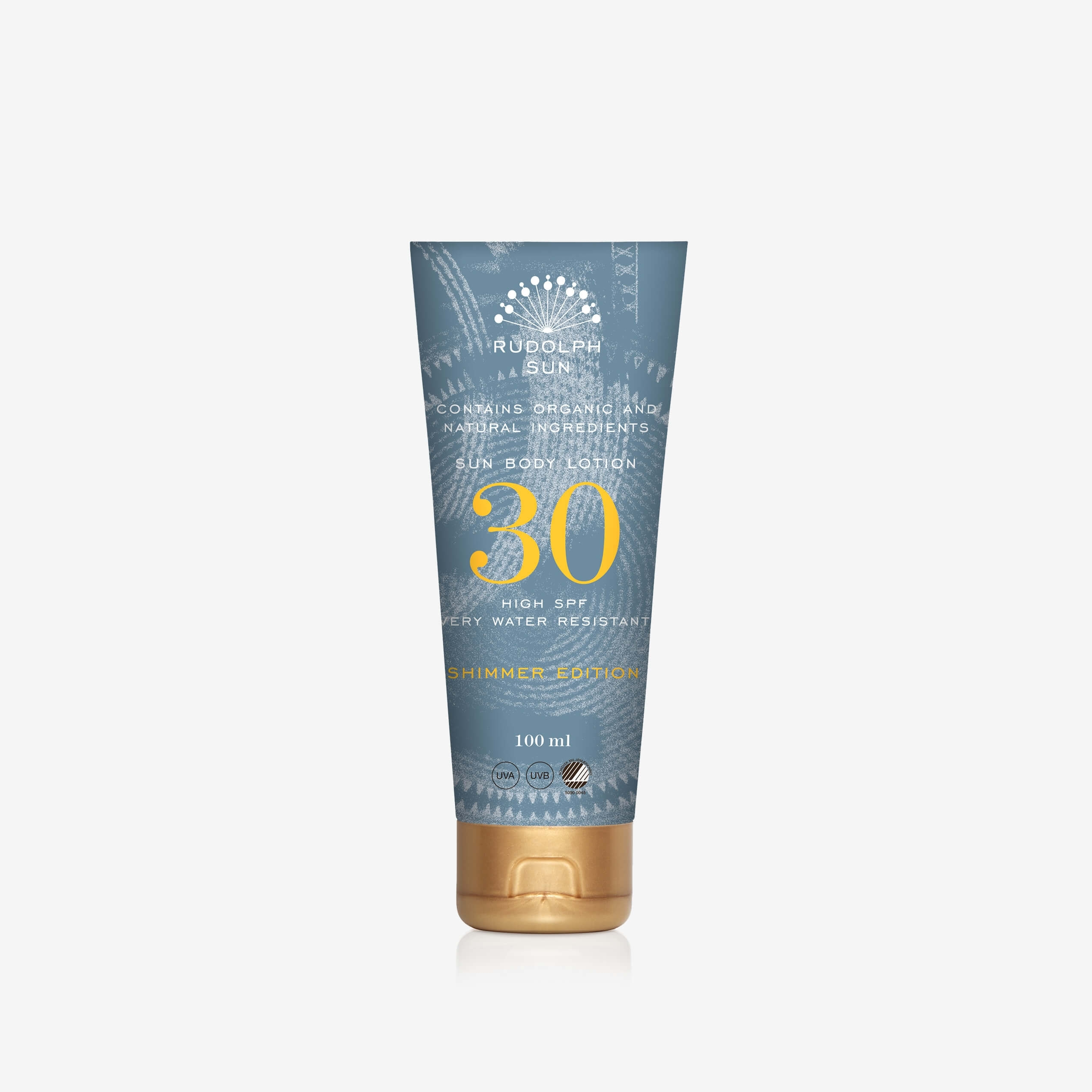 Image of   Rudolph care Sun Body Lotion Shimmer Edition