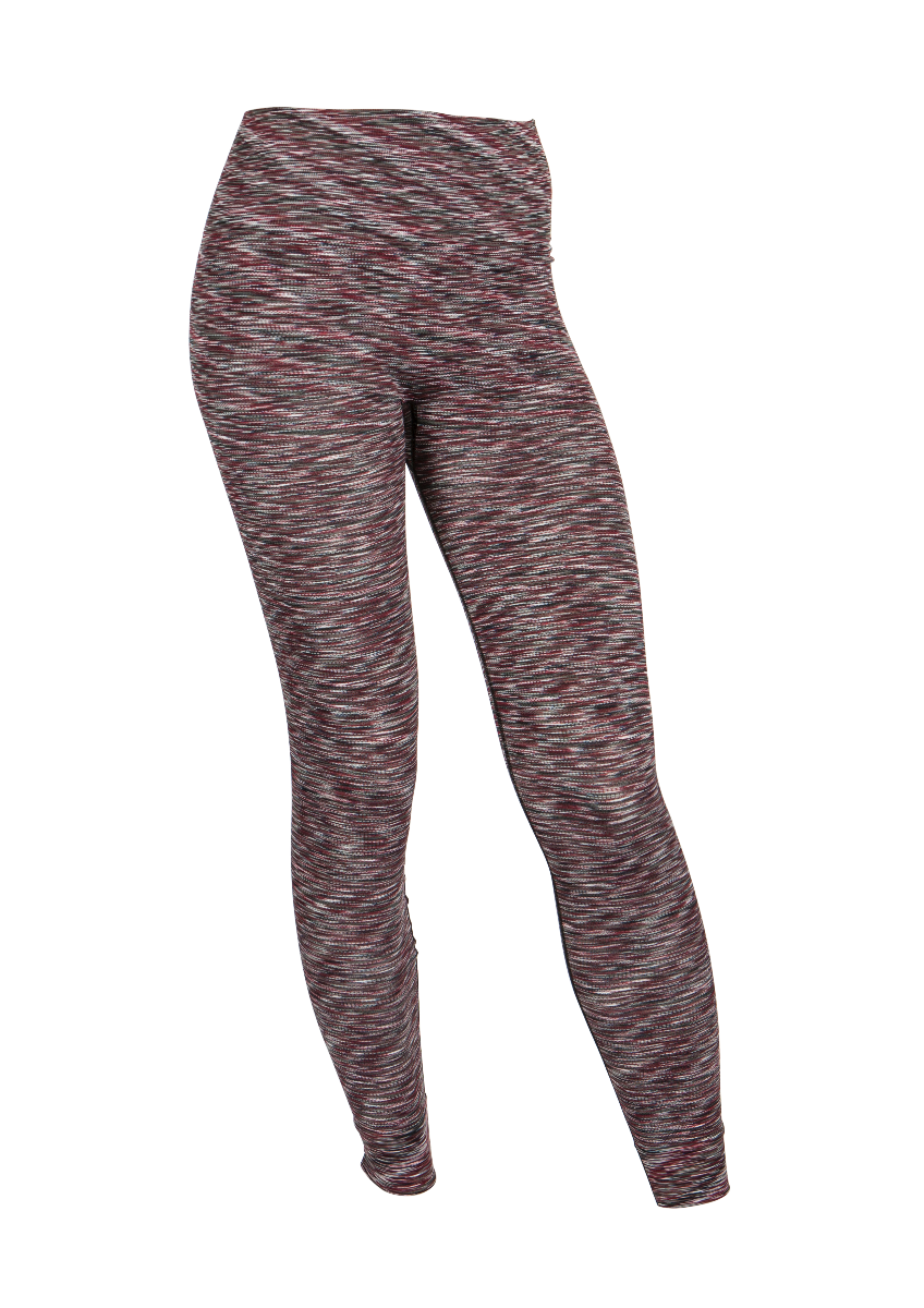 Run and Relax Bandha Yoga Tights - Deep Occer Mix