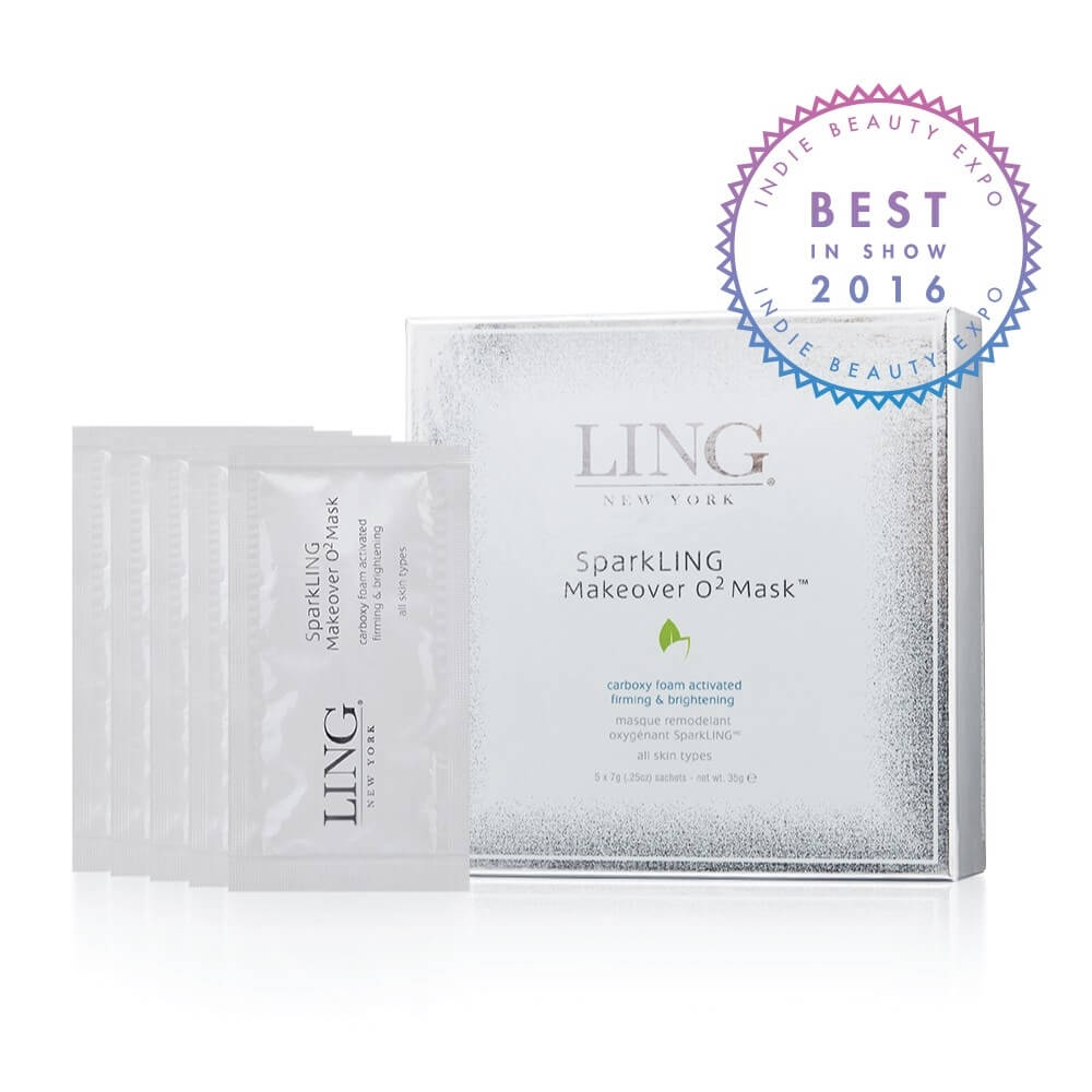 Image of   LING SkinCare Make-over Mask