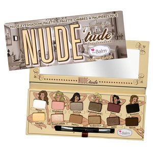 Image of   The Balm Nude Tude 12 shades