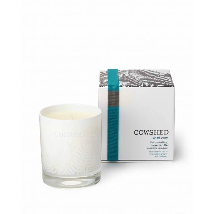 Wild Cow Invigorating Room Candle
