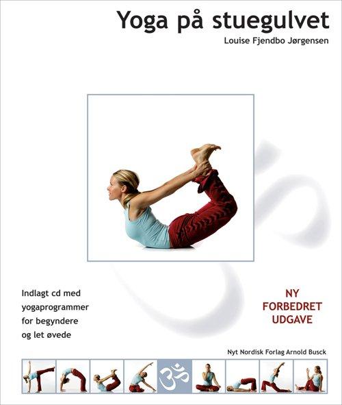 Yoga på stuegulvet - af Louise Fjendbo