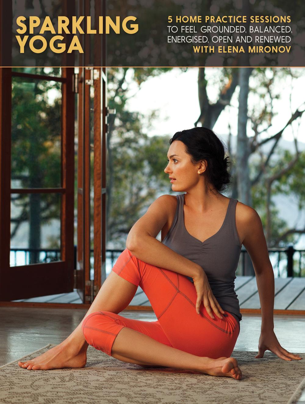 Sparkling Yoga DVD