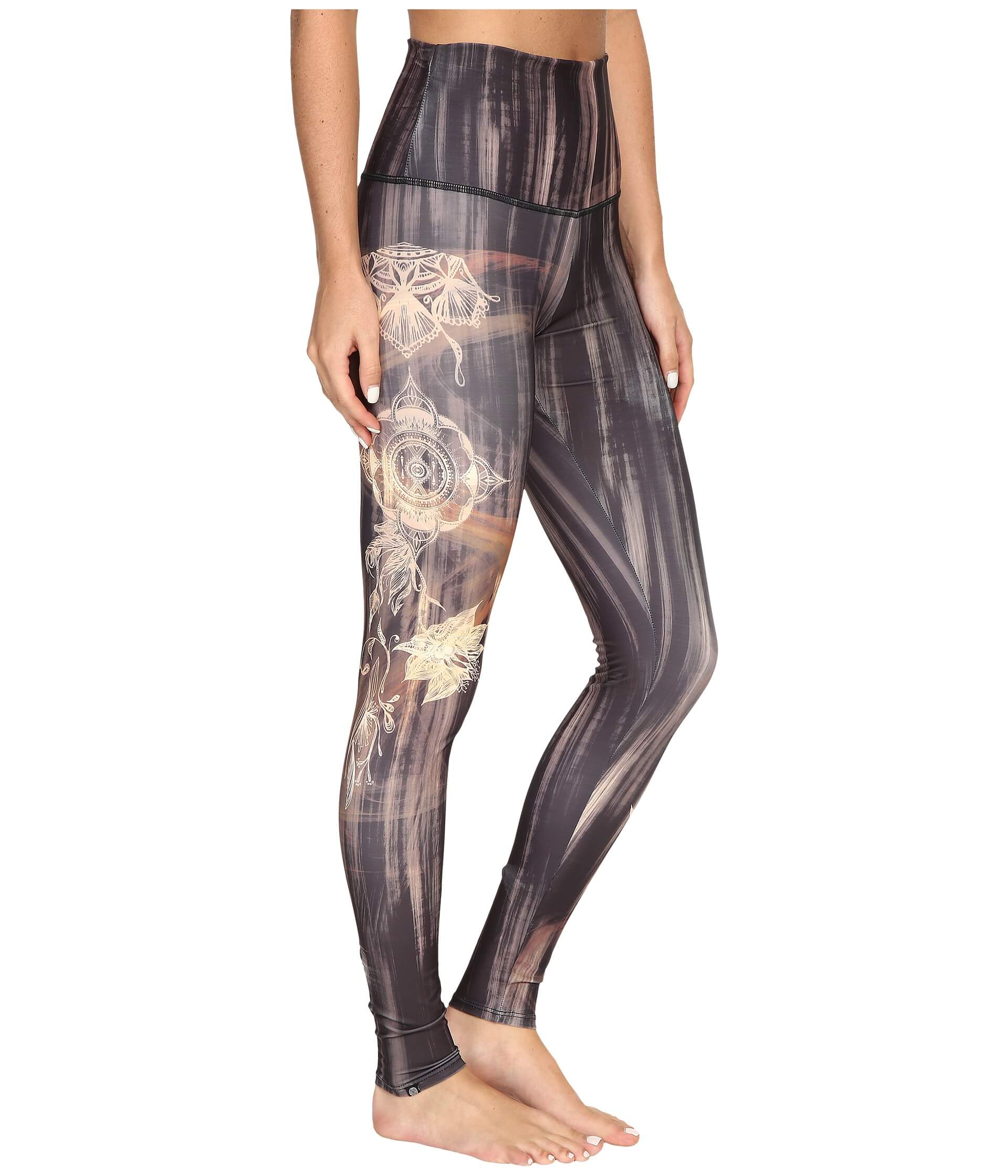 Onzie Henna High-Rise Graphic Leggings