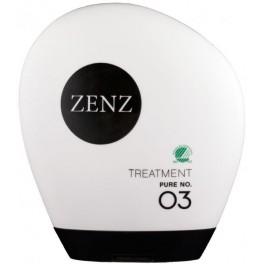 Zenz allergimærket shampoo hårkur Pure no. 03