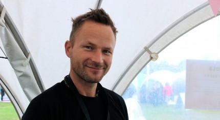 Vi tog under Copenhagen Yoga Festival fat i Nicolas Thorsen, som underviste i meditation