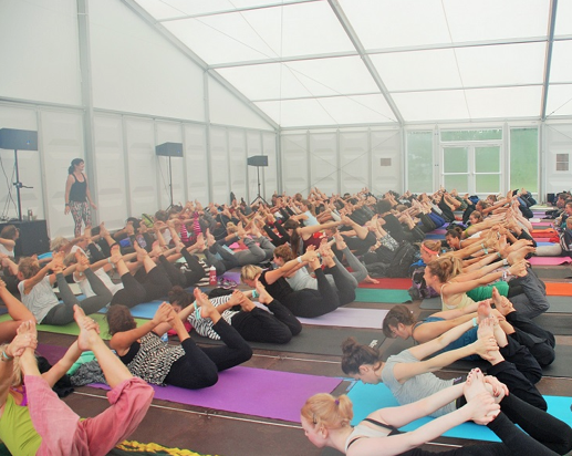 copenhagen yogafestival Gina