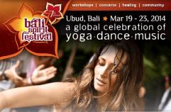 Fejr livet med yoga, dans og musik på Bali!