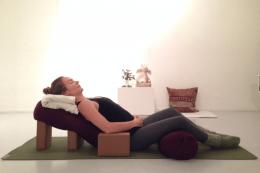 Balancerende Vinterhvil - Workshop anmeldelse Hamsa Yoga Aarhus
