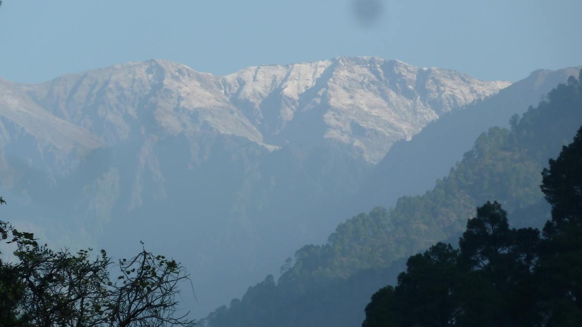 En hilsen fra Uttarakhand helt oppe i Himalaya
