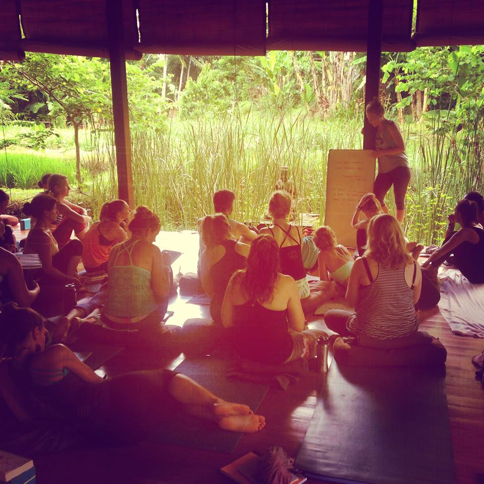 Bali yogaferie - Yogalove.dk