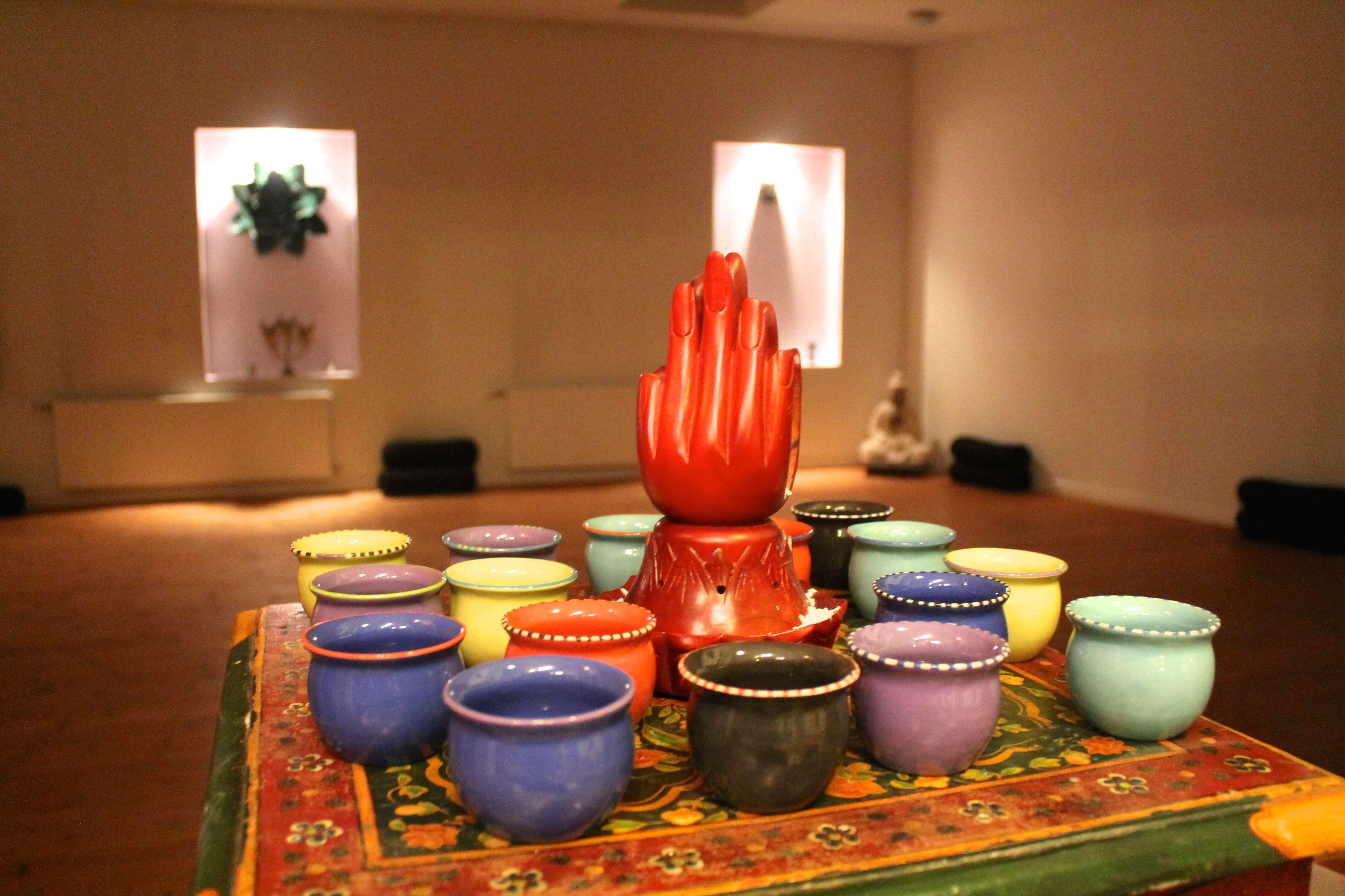 Ulla Upma Kaur Steen: Yoga er mit liv! Jeg har boet i mit yogastudio i 7 år