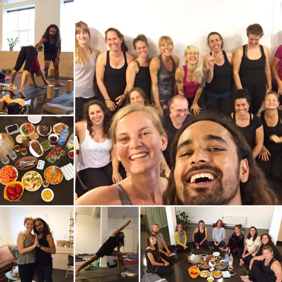 Yoga Københaven - Yogalove.dk