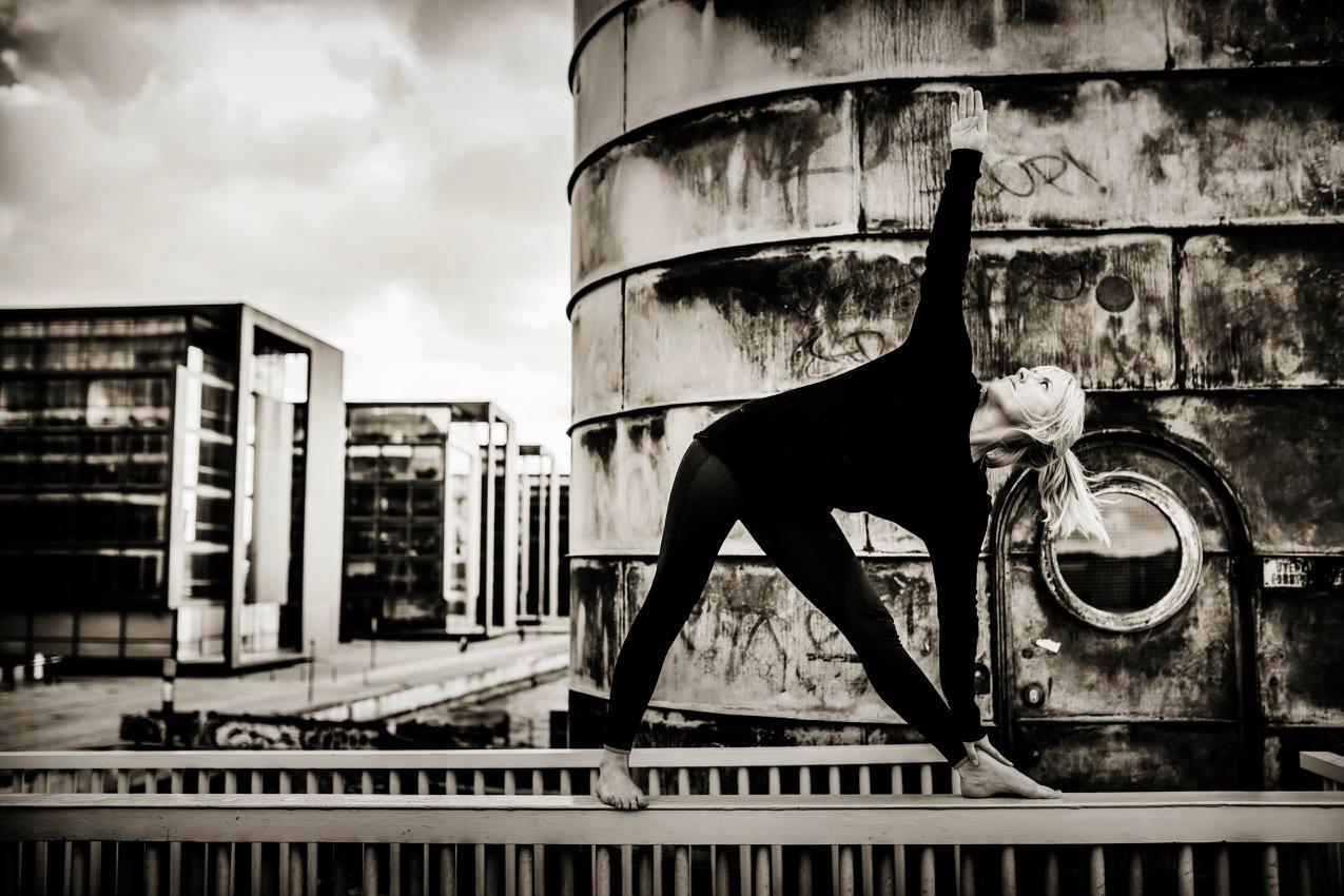 Interview med Katja Valentina om yogauddannelse, Ubud og yoga..