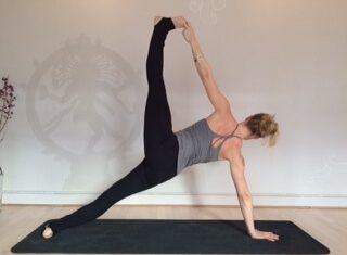 Yoga er en øvelse. - Ikke kun en fysisk øvelse.