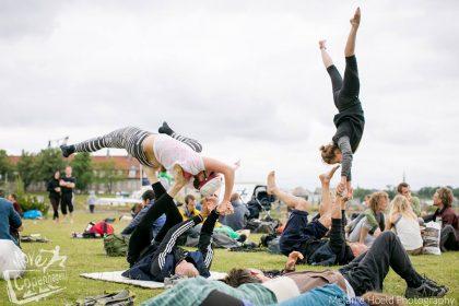 Festivalen, som sætter både krop og sind i bevægelse