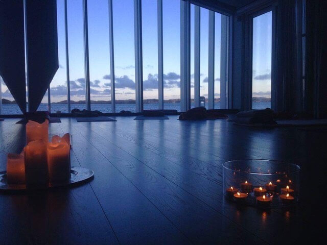 Yogaretreat anbefaling - Lys i skærgården med Ulla Steen